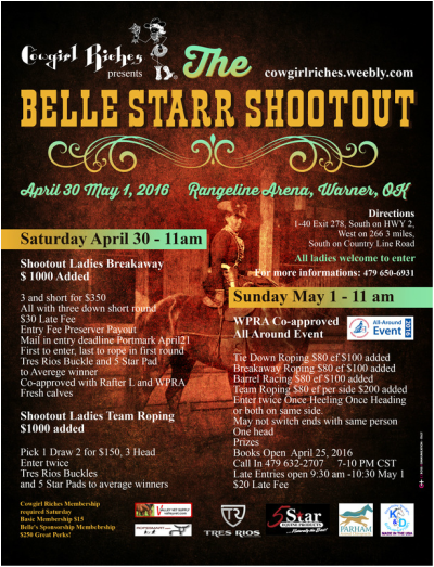 Belle Star Shootout
